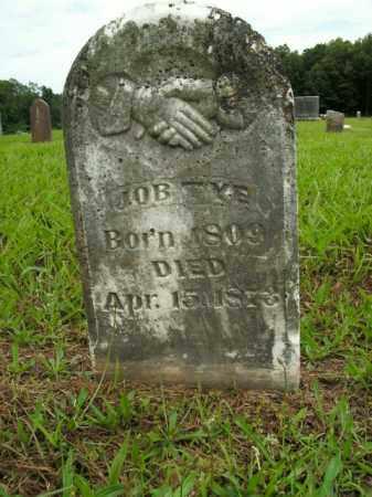 TYE, JOB - Boone County, Arkansas | JOB TYE - Arkansas Gravestone Photos