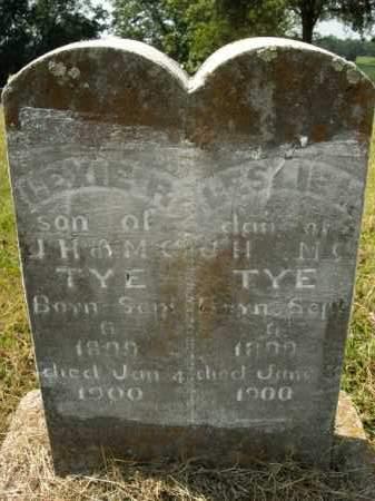TYE, LEXIE R. - Boone County, Arkansas   LEXIE R. TYE - Arkansas Gravestone Photos
