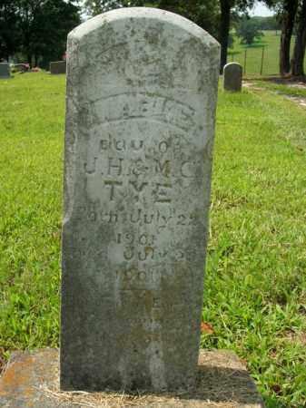 TYE, MABLE - Boone County, Arkansas | MABLE TYE - Arkansas Gravestone Photos