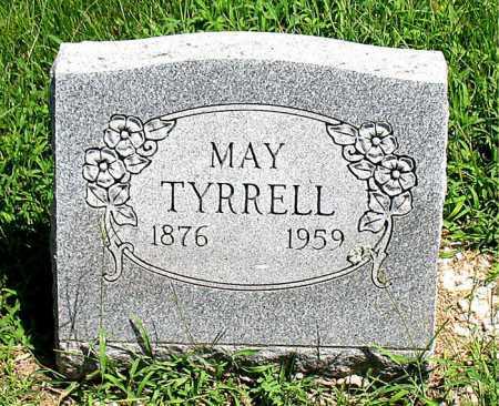 TYRRELL, MAY - Boone County, Arkansas   MAY TYRRELL - Arkansas Gravestone Photos