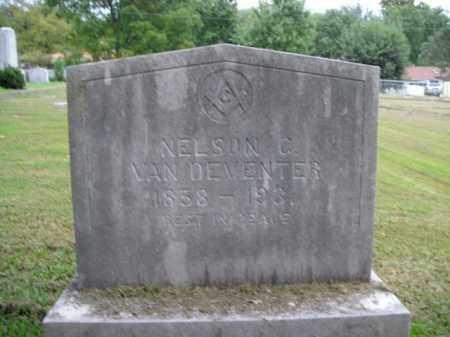 VAN DEVENTER, NELSON G. - Boone County, Arkansas   NELSON G. VAN DEVENTER - Arkansas Gravestone Photos