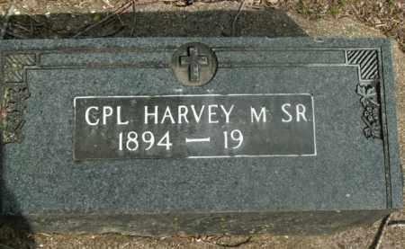 VEACH, SR  (VETERAN), HARVEY M - Boone County, Arkansas   HARVEY M VEACH, SR  (VETERAN) - Arkansas Gravestone Photos