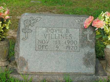 VILLINES, DOVIE B. - Boone County, Arkansas   DOVIE B. VILLINES - Arkansas Gravestone Photos