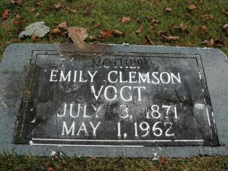 VOGT, EMILY - Boone County, Arkansas | EMILY VOGT - Arkansas Gravestone Photos