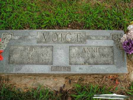 VOIGT, JOE - Boone County, Arkansas   JOE VOIGT - Arkansas Gravestone Photos