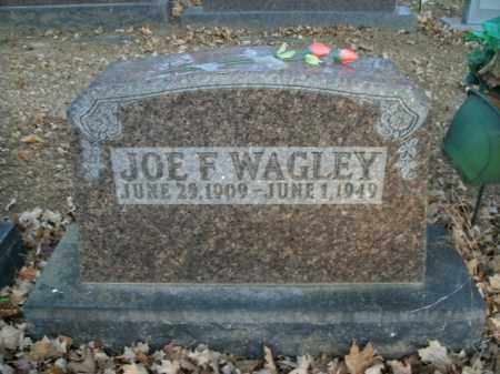 WAGLEY, JOE F. - Boone County, Arkansas | JOE F. WAGLEY - Arkansas Gravestone Photos