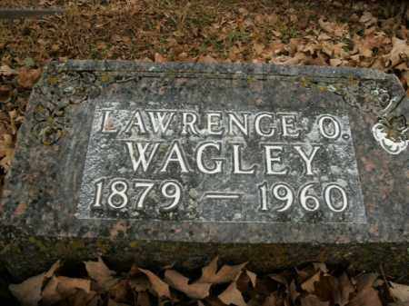 WAGLEY, LAWRENCE O. (SECOND MARKER) - Boone County, Arkansas | LAWRENCE O. (SECOND MARKER) WAGLEY - Arkansas Gravestone Photos