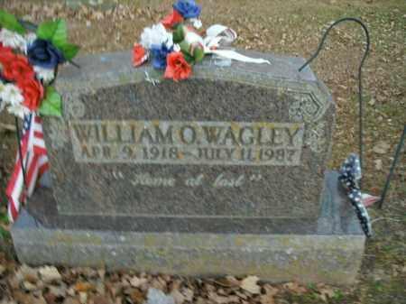 WAGLEY, WILLIAM O. - Boone County, Arkansas | WILLIAM O. WAGLEY - Arkansas Gravestone Photos