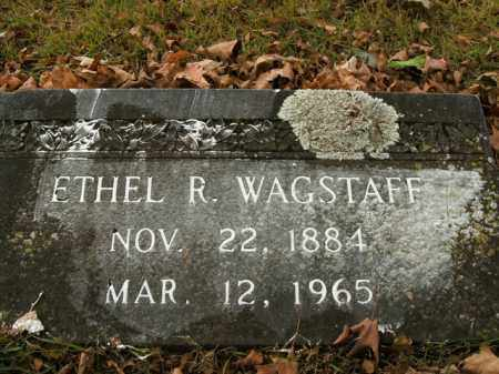 WAGSTAFF, ETHEL R. - Boone County, Arkansas | ETHEL R. WAGSTAFF - Arkansas Gravestone Photos