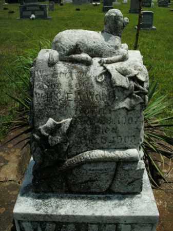 WAHL, W. LAWRENCE - Boone County, Arkansas | W. LAWRENCE WAHL - Arkansas Gravestone Photos