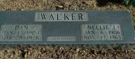 WALKER, DAN - Boone County, Arkansas | DAN WALKER - Arkansas Gravestone Photos