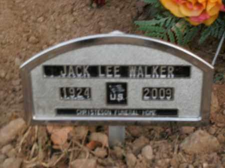 WALKER, JACK LEE - Boone County, Arkansas   JACK LEE WALKER - Arkansas Gravestone Photos