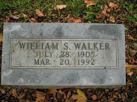 WALKER, WILLIAM SPURLOCK - Boone County, Arkansas | WILLIAM SPURLOCK WALKER - Arkansas Gravestone Photos