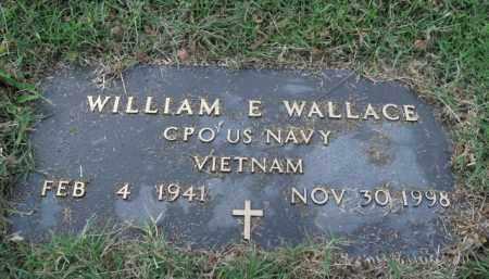 WALLACE  (VETERAN VIET), WILLIAM E. - Boone County, Arkansas | WILLIAM E. WALLACE  (VETERAN VIET) - Arkansas Gravestone Photos