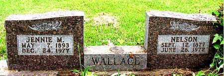 WALLACE, NELSON - Boone County, Arkansas | NELSON WALLACE - Arkansas Gravestone Photos