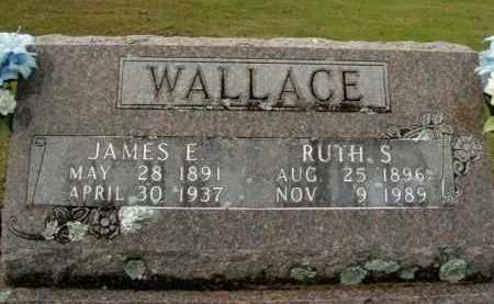 WALLACE, RUTH S. - Boone County, Arkansas | RUTH S. WALLACE - Arkansas Gravestone Photos