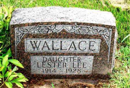WALLACE, LESTER LEE - Boone County, Arkansas | LESTER LEE WALLACE - Arkansas Gravestone Photos