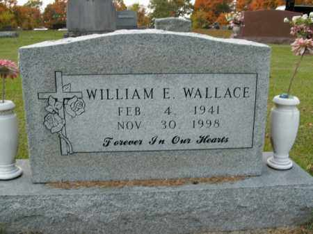 WALLACE, WILLIAM E. - Boone County, Arkansas | WILLIAM E. WALLACE - Arkansas Gravestone Photos