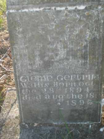 WALLIS, CLEME GERTRUDE - Boone County, Arkansas | CLEME GERTRUDE WALLIS - Arkansas Gravestone Photos