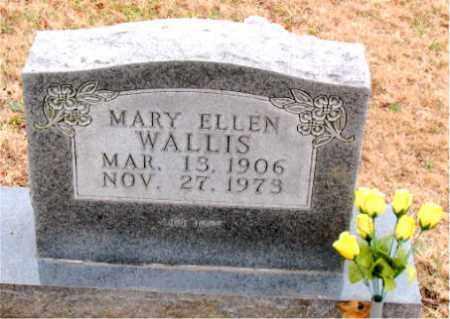 WALLIS, MARY ELLEN - Boone County, Arkansas | MARY ELLEN WALLIS - Arkansas Gravestone Photos