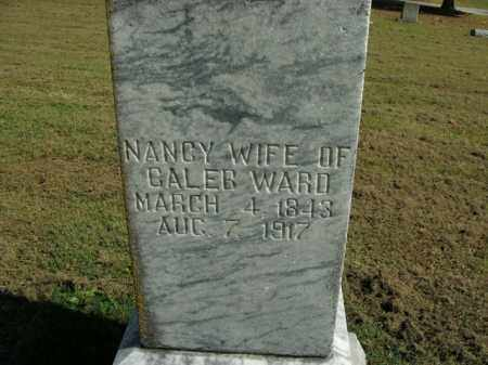WARD, NANCY - Boone County, Arkansas | NANCY WARD - Arkansas Gravestone Photos