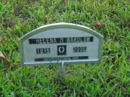 WARDLOW, HELENA M. - Boone County, Arkansas   HELENA M. WARDLOW - Arkansas Gravestone Photos