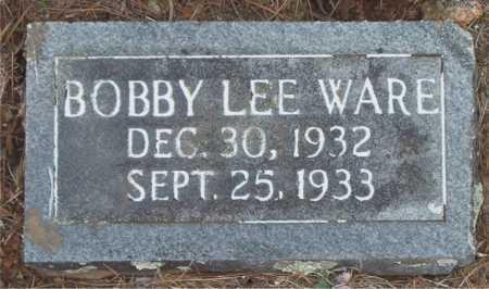 WARE, BOBBY LEE - Boone County, Arkansas | BOBBY LEE WARE - Arkansas Gravestone Photos