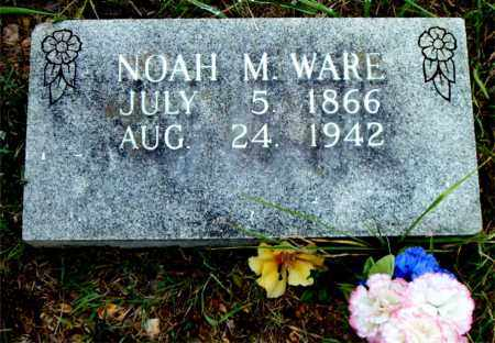 WARE, NOAH   M - Boone County, Arkansas | NOAH   M WARE - Arkansas Gravestone Photos