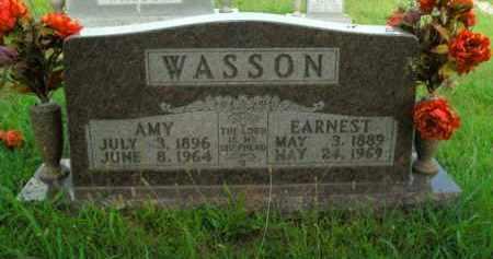 WASSON, AMY JANE - Boone County, Arkansas | AMY JANE WASSON - Arkansas Gravestone Photos