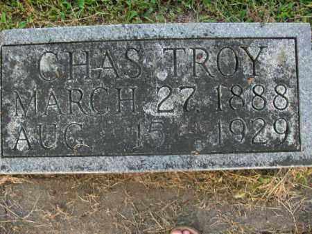 WATKINS, CHAS. TROY - Boone County, Arkansas | CHAS. TROY WATKINS - Arkansas Gravestone Photos