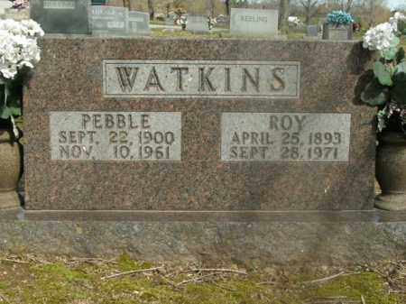 WATKINS, ROY - Boone County, Arkansas   ROY WATKINS - Arkansas Gravestone Photos