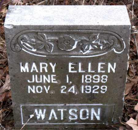 WATSON, MARY ELLEN - Boone County, Arkansas | MARY ELLEN WATSON - Arkansas Gravestone Photos