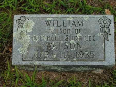 WATSON, WILLIAM - Boone County, Arkansas | WILLIAM WATSON - Arkansas Gravestone Photos