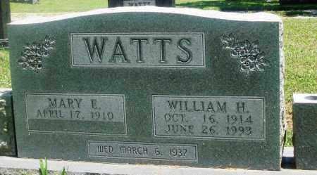 WATTS (VETERAN WWII), WILLIAM HAROLD - Boone County, Arkansas | WILLIAM HAROLD WATTS (VETERAN WWII) - Arkansas Gravestone Photos