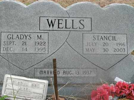 WELLS, STANCIL - Boone County, Arkansas | STANCIL WELLS - Arkansas Gravestone Photos