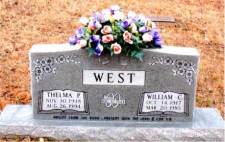 WEST, THELMA  P. - Boone County, Arkansas | THELMA  P. WEST - Arkansas Gravestone Photos