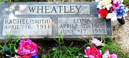 WHEATLEY, LONA - Boone County, Arkansas | LONA WHEATLEY - Arkansas Gravestone Photos