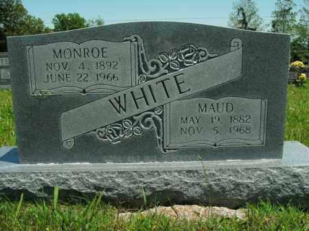 WHITE, MONROE - Boone County, Arkansas | MONROE WHITE - Arkansas Gravestone Photos