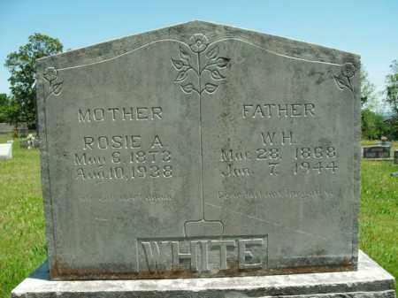 WHITE, ROSIE A. - Boone County, Arkansas | ROSIE A. WHITE - Arkansas Gravestone Photos