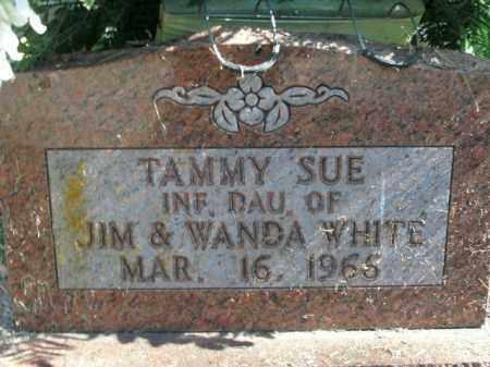 WHITE, TAMMY SUE - Boone County, Arkansas   TAMMY SUE WHITE - Arkansas Gravestone Photos