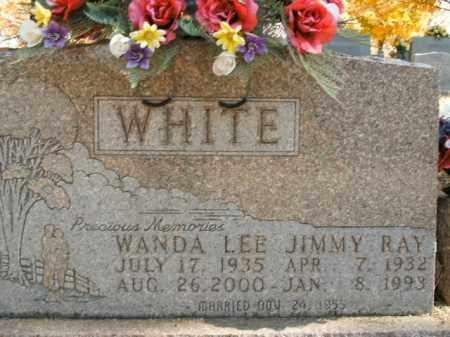 WHITE, JIMMY RAY - Boone County, Arkansas | JIMMY RAY WHITE - Arkansas Gravestone Photos