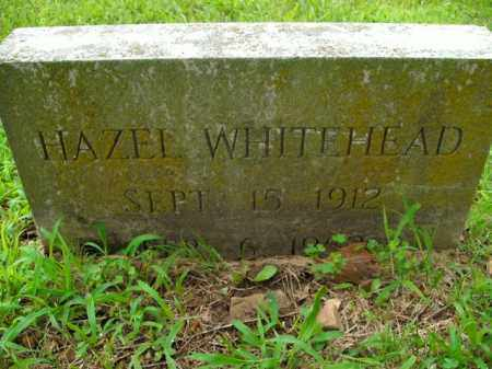 WHITEHEAD, HAZEL - Boone County, Arkansas | HAZEL WHITEHEAD - Arkansas Gravestone Photos