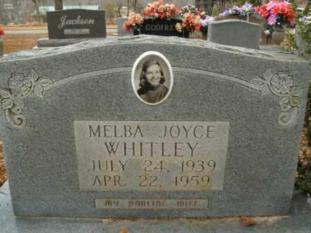 WHITLEY, MELBA JOYCE - Boone County, Arkansas | MELBA JOYCE WHITLEY - Arkansas Gravestone Photos