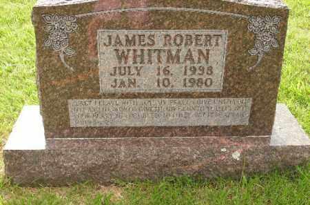 WHITMAN, JAMES ROBERT - Boone County, Arkansas | JAMES ROBERT WHITMAN - Arkansas Gravestone Photos