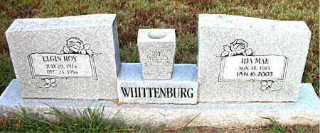 WHITTENBURG, IDA MAE - Boone County, Arkansas | IDA MAE WHITTENBURG - Arkansas Gravestone Photos