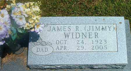 WIDNER, JAMES  R.  (JIMMY) - Boone County, Arkansas | JAMES  R.  (JIMMY) WIDNER - Arkansas Gravestone Photos