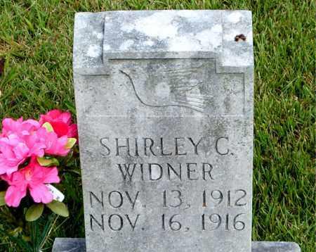 WIDNER, SHIRLEY  C. - Boone County, Arkansas | SHIRLEY  C. WIDNER - Arkansas Gravestone Photos