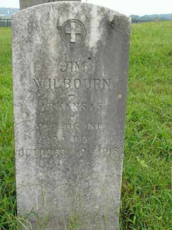 WILBOURN  (VETERAN), JIM - Boone County, Arkansas | JIM WILBOURN  (VETERAN) - Arkansas Gravestone Photos