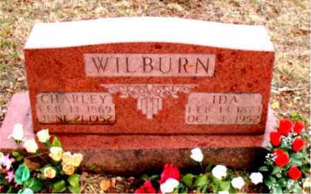 MARTIN WILBURN, IDA - Boone County, Arkansas | IDA MARTIN WILBURN - Arkansas Gravestone Photos