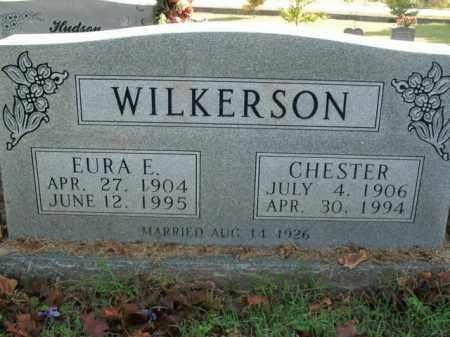 WILKERSON, CHESTER - Boone County, Arkansas   CHESTER WILKERSON - Arkansas Gravestone Photos